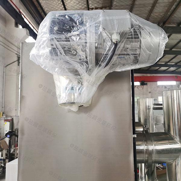 商業室內自動化氣浮隔油設備電話