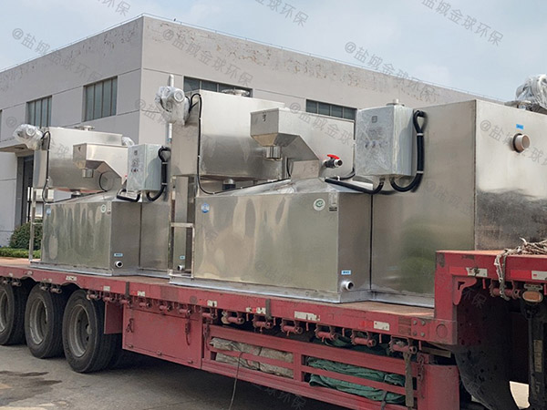工程8噸的長寬高隔油隔渣隔懸浮物隔油一體化提升裝置生產商電話