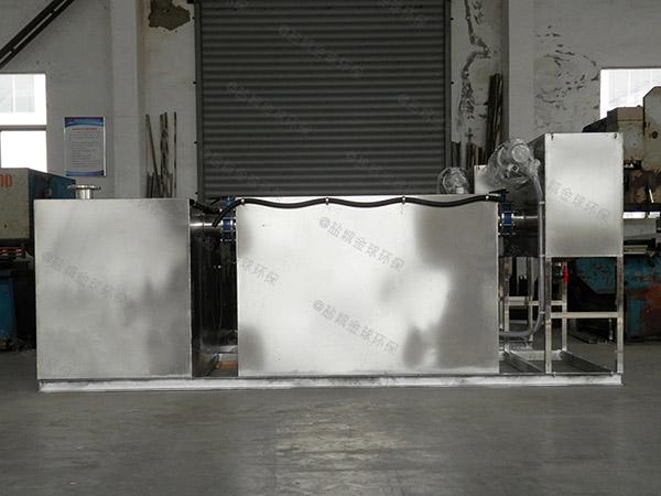 制作火鍋環保斜板排水隔油器