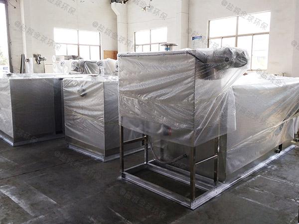 工地甲型隔油隔渣隔懸浮物隔油提升一體化排名