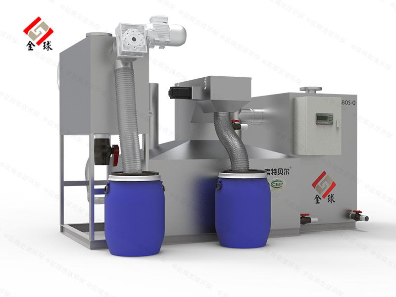 GBOS-Q廚房油水分離器