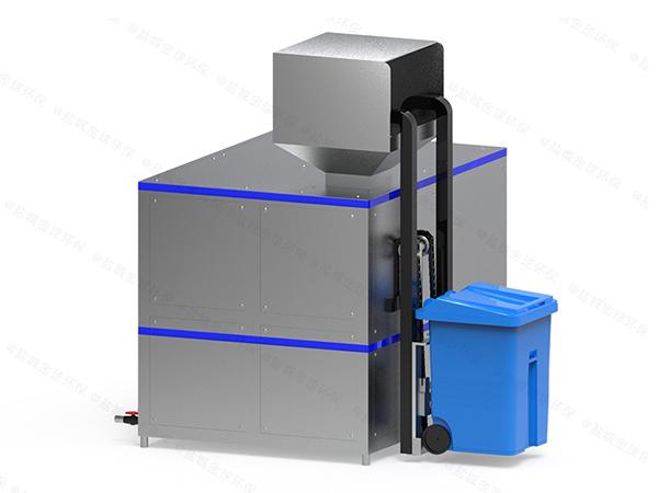 大中型自动化厨余垃圾预处理机器十大