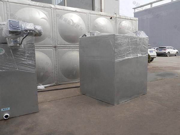 廚房耐高溫污水提升器設備可代替三化廁嗎