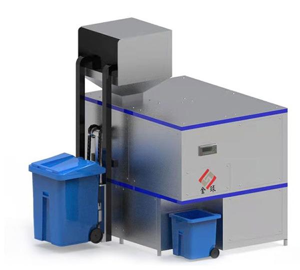 大中型全自动昭通餐厨垃圾减量处理设备施工方案
