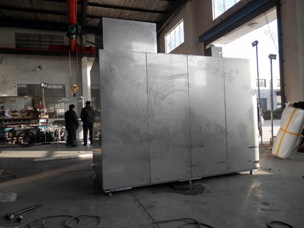 20噸機械式廚余垃圾處理設備標準