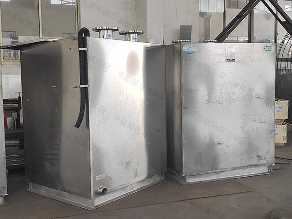 卫生间一体式污水提升器设备侧面马桶进口的