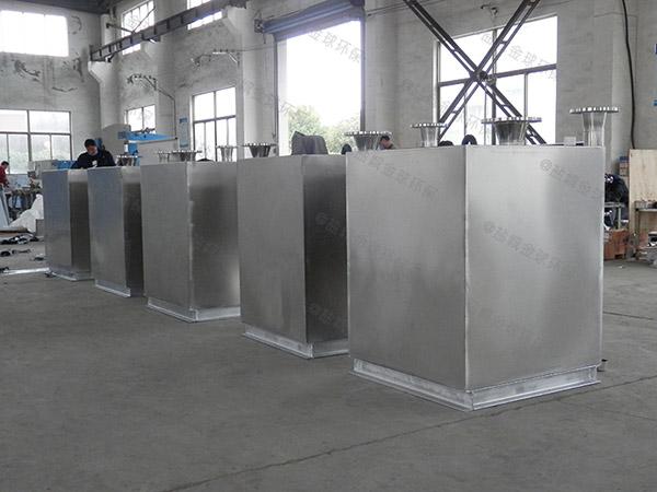 商場專用密閉式自動排渣污水提升設備故障排除的十一個技巧