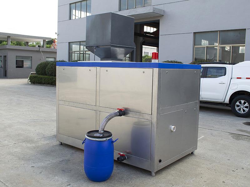多功能商用餐饮垃圾粉碎处理设备企业